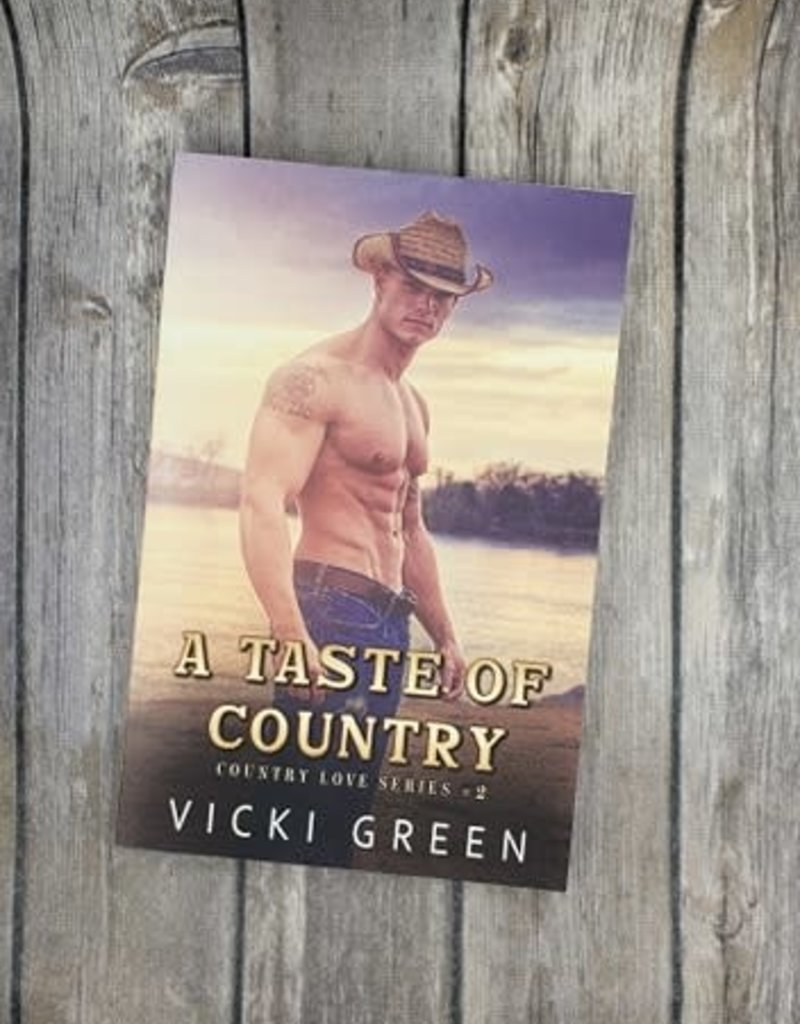 A Taste of Country, #2 by Vicki Green