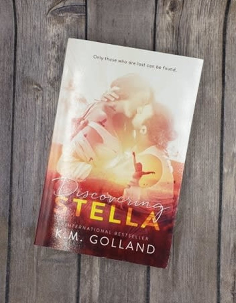Discovering Stella by KM Golland