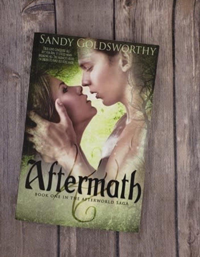 Aftermath, #1 by Sandy Goldsworthy