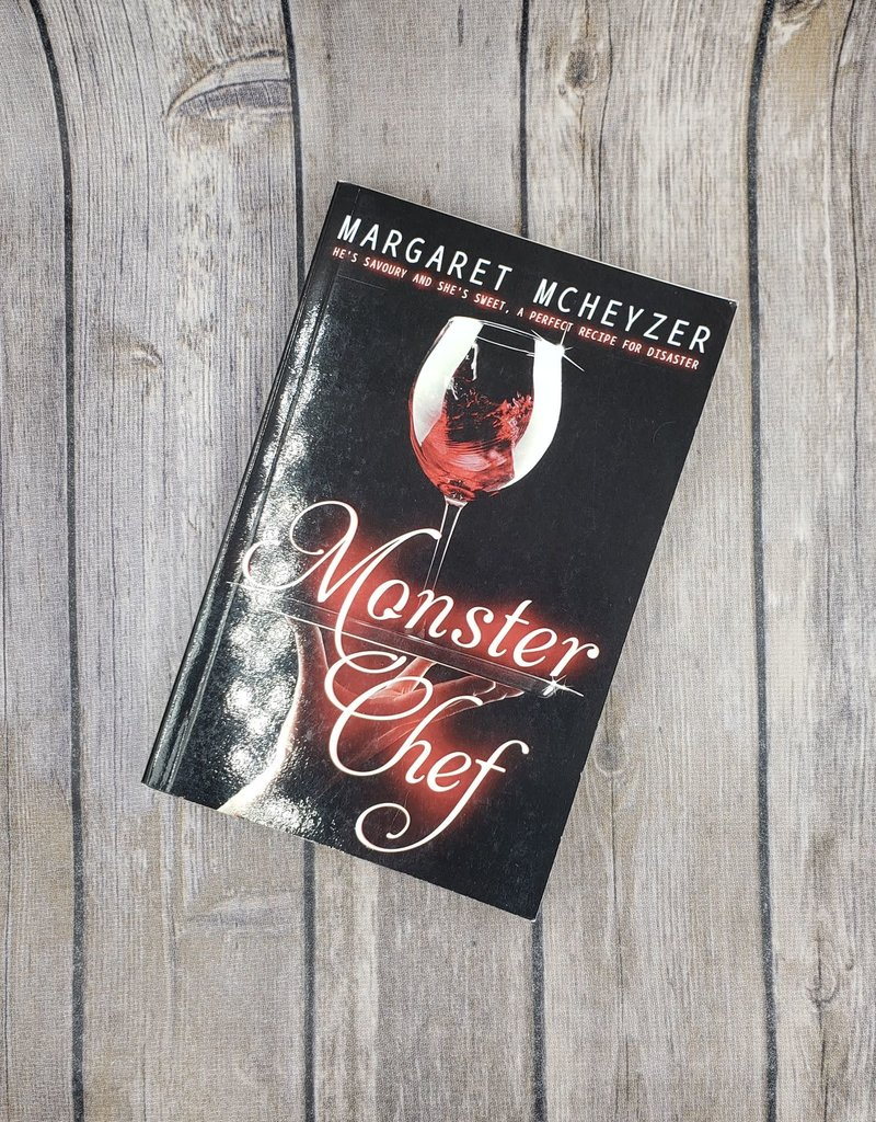 Monster Chef by Margaret McHeyzer