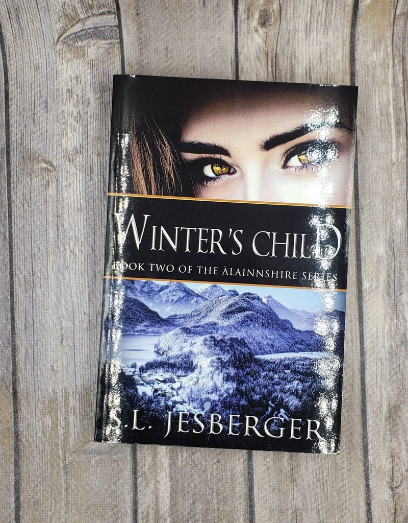 Winter's Child, #2 by SL Jesberger