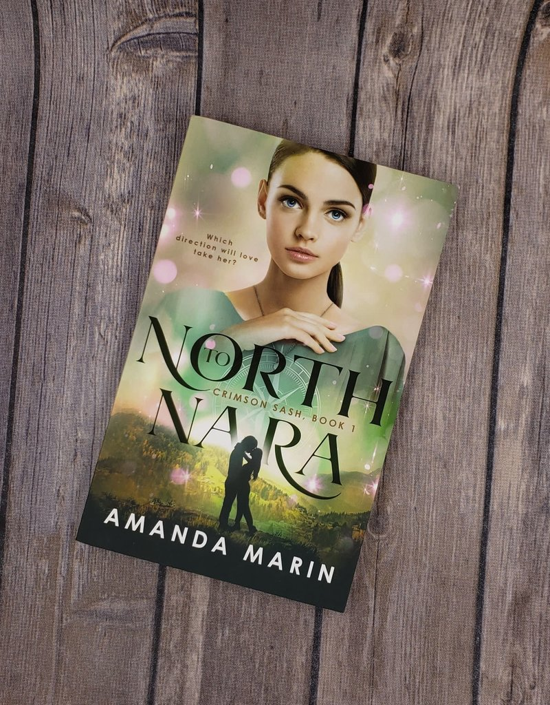 North to Nara, #1 by Amanda Marin