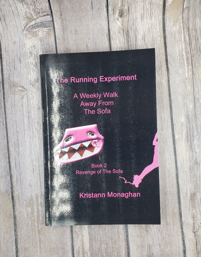 The Running Experiment, #2 by Kristann Monaghan