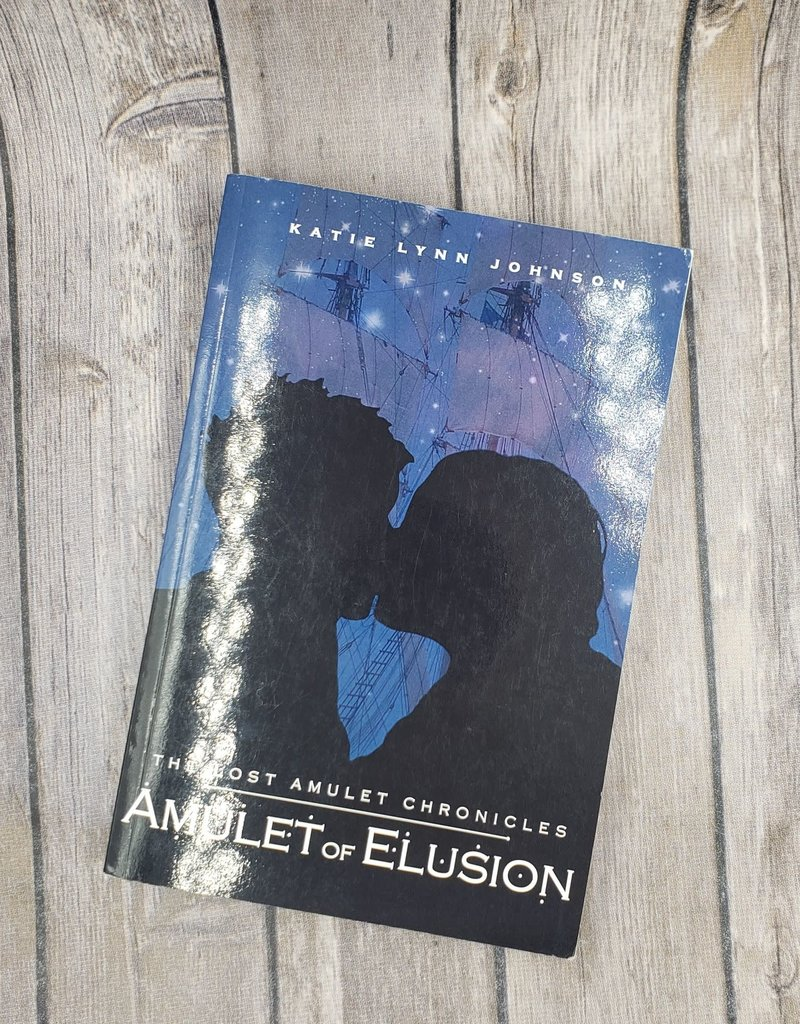 Amulet of Elusion, #1 by Katie Lynn Johnson