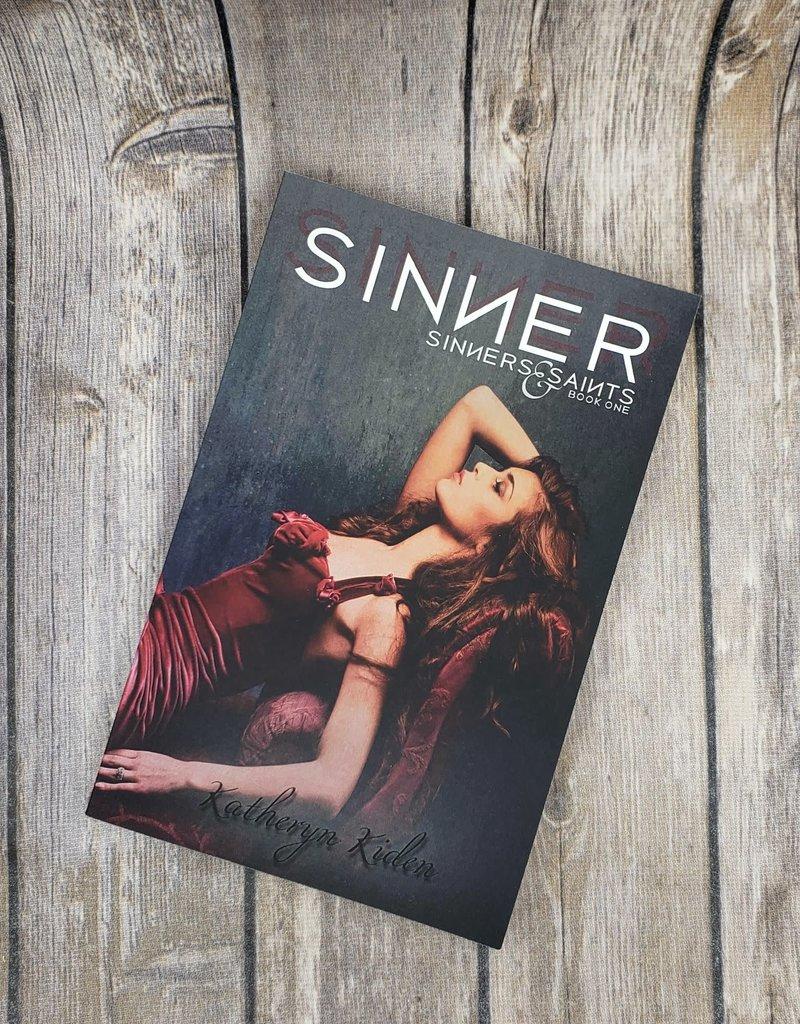 Sinner, #1 by Katheryn Kiden