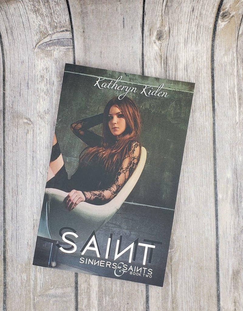 Saint, #2 by Katheryn Kiden