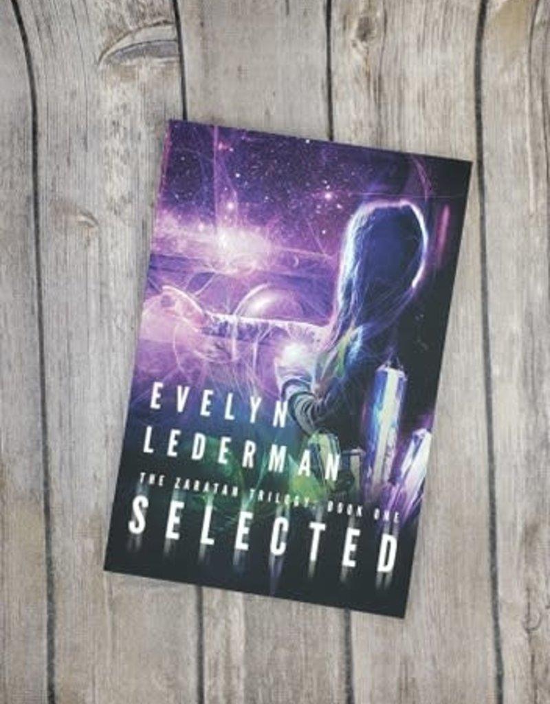 Selected, #1 by Evelyn Lederman