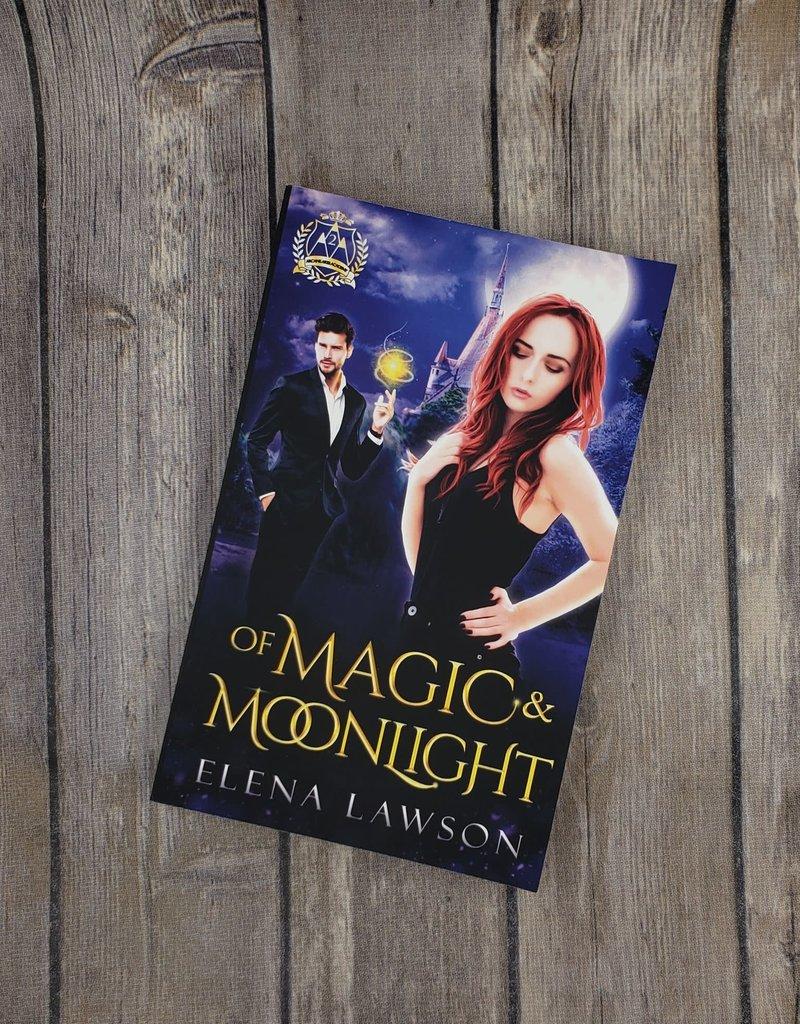 Of Magic & Moonlight, #2 by Elena Lawson