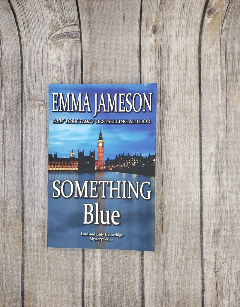 Something Blue, #3 by Emma Jameson