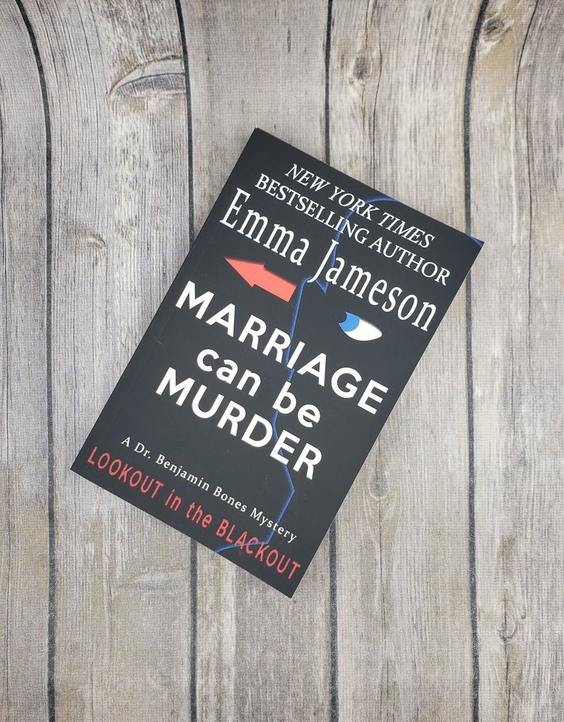 Marriage Can Be Murder, #1 by Emma Jameson
