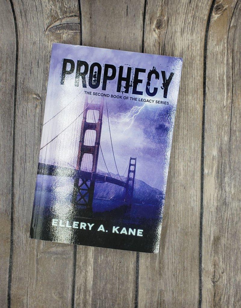 Prophecy, #2 by Ellery Kane