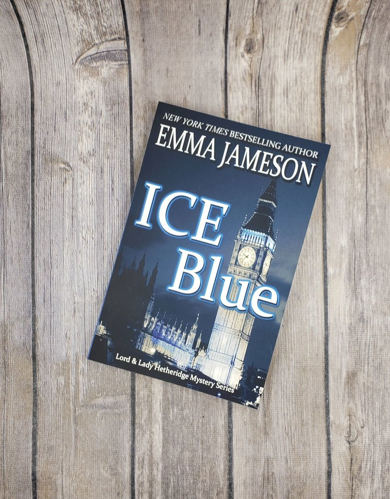 Ice Blue, #1 by Emma Jameson