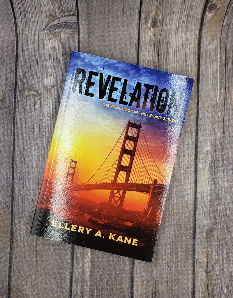 Revelation, #3 by Ellery A Kane