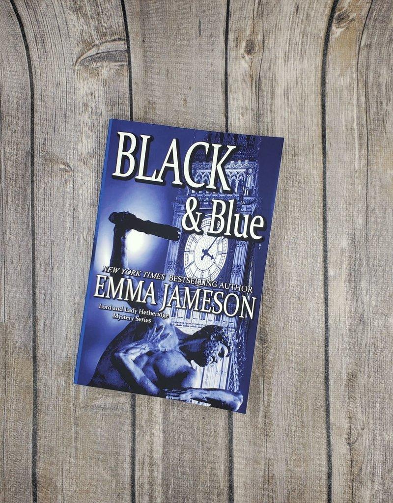 Black & Blue, #4 by Emma Jameson