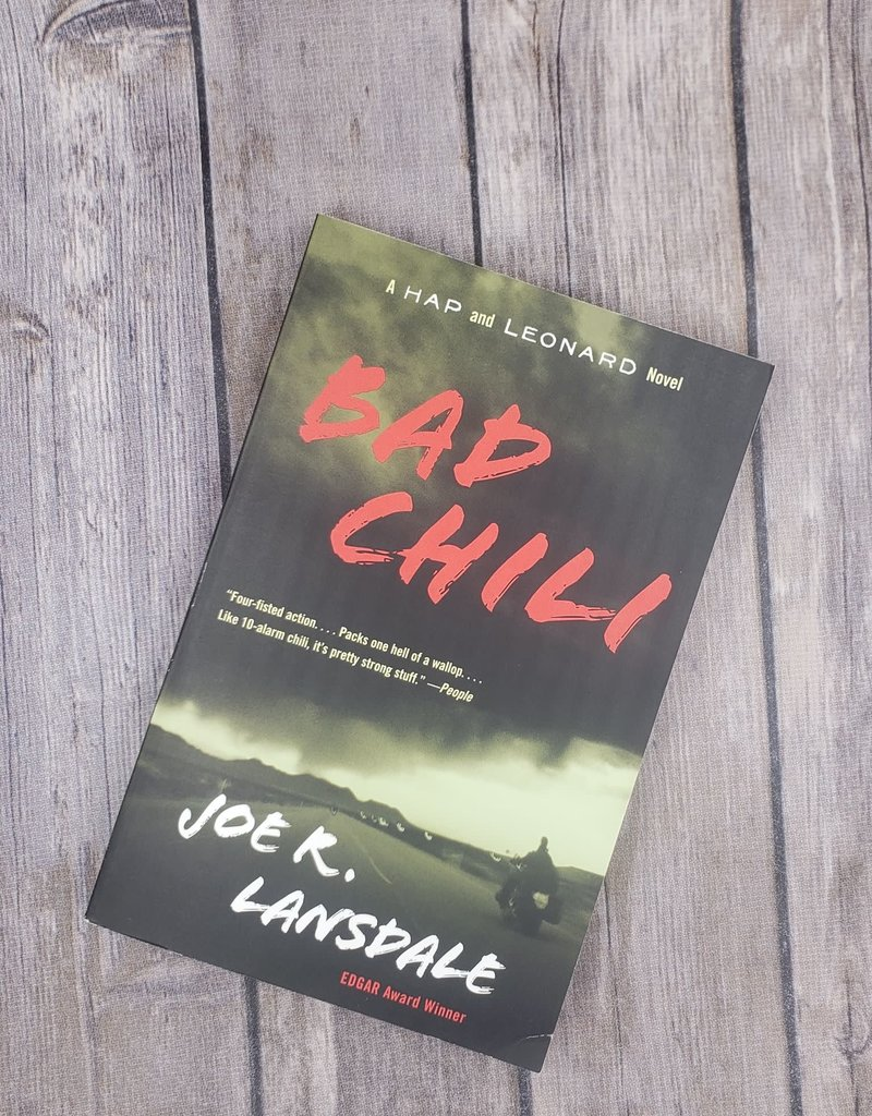 Bad Chili, #4 by Joe Lansdale