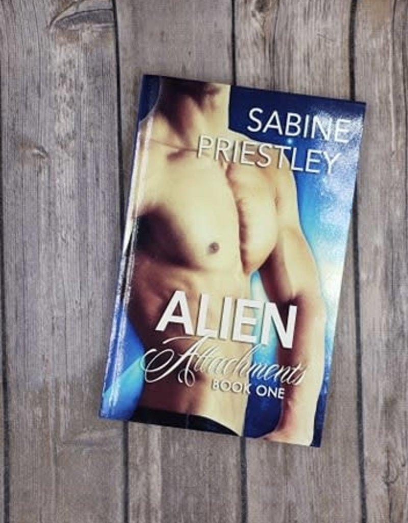 Alien Attachments, #1 by Sabine Priestley
