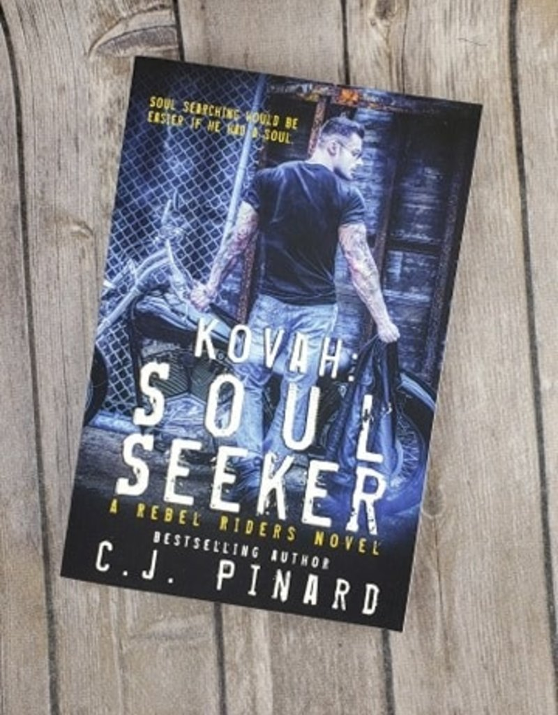 Kovah: Soul Seeker, #4 by CJ Pinard