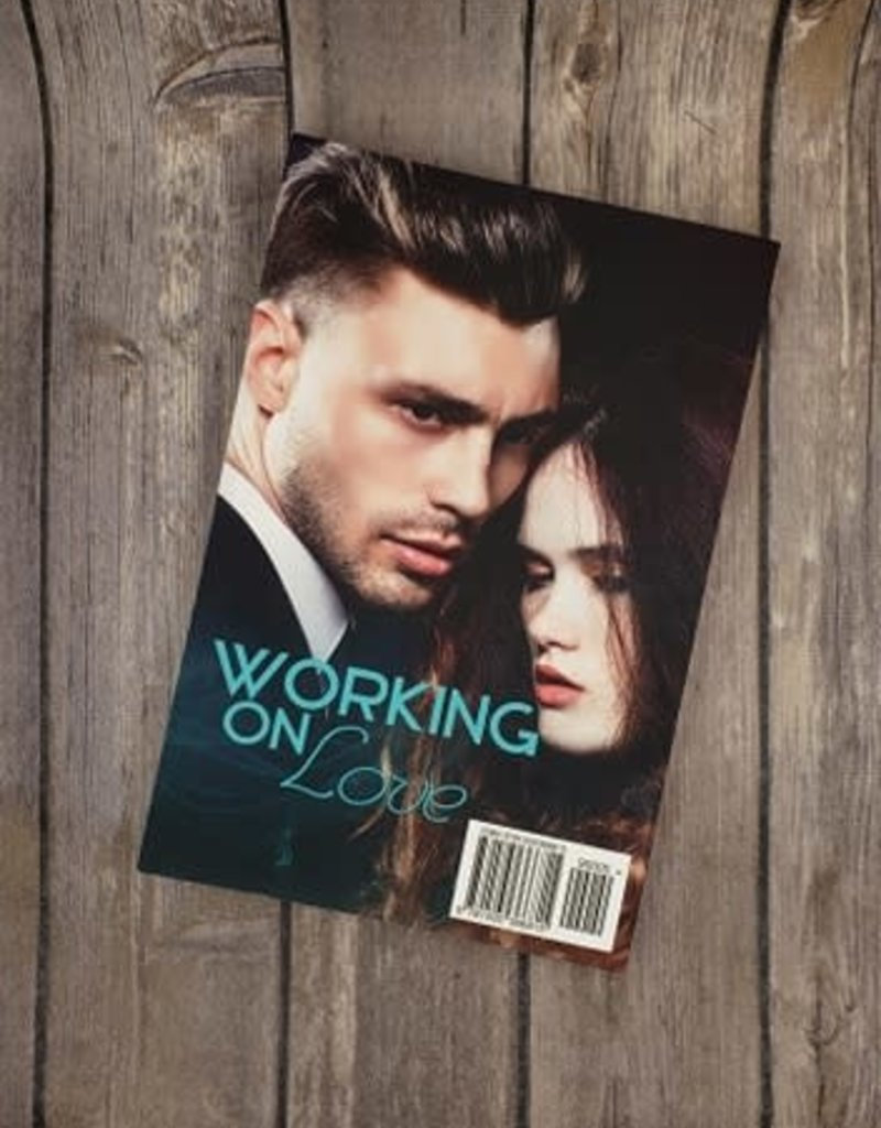 Designing the Love, #5 & Working on Love, #6 by Crystal Perkins