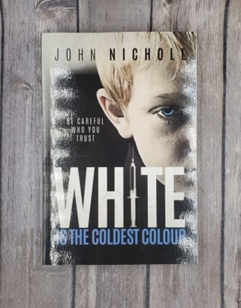 White Is the Coldest Color, #1 by John Nicholl