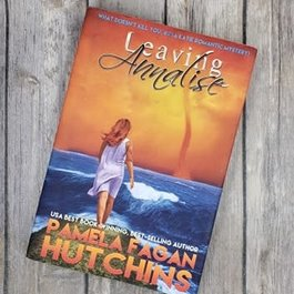 Leaving Annalise, #2 (Hardback) by Pamela Fagan Hutchins - Unsigned
