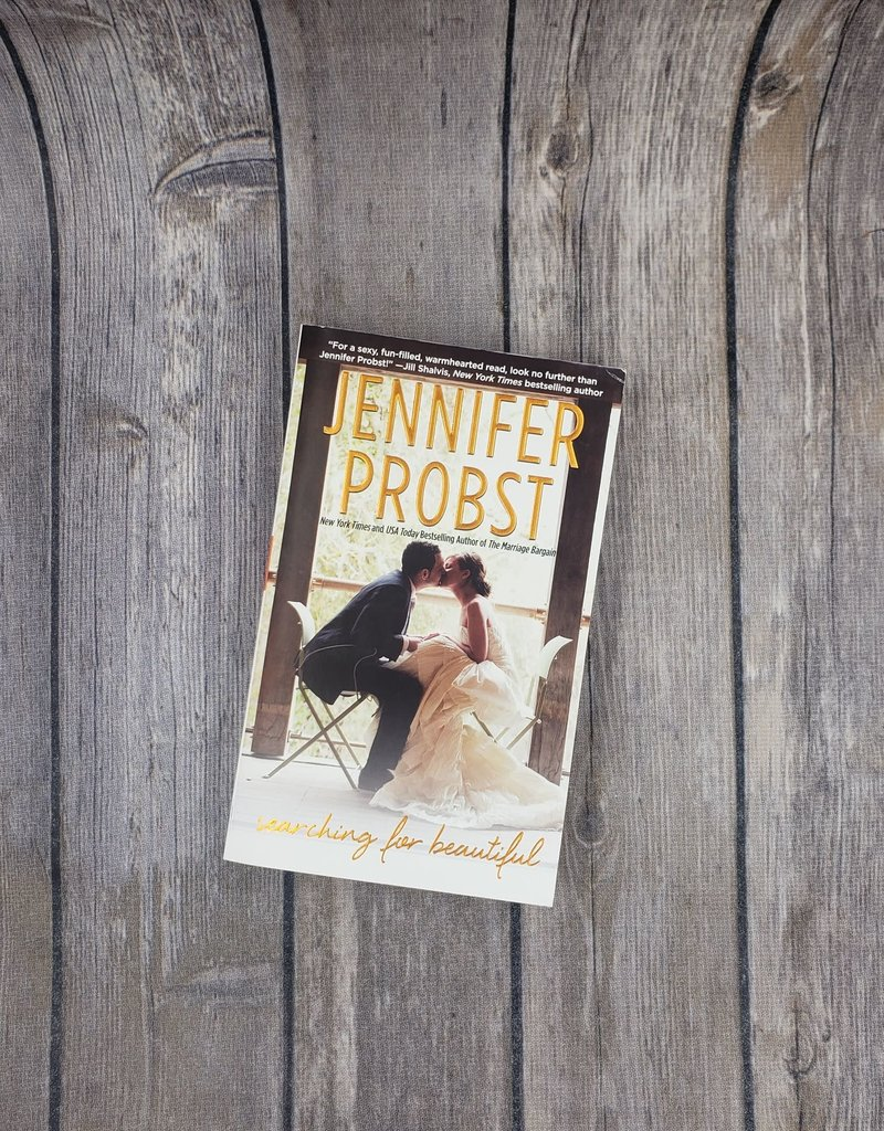 Searching For Beautiful, #3 by Jennifer Probst (Mass Market)