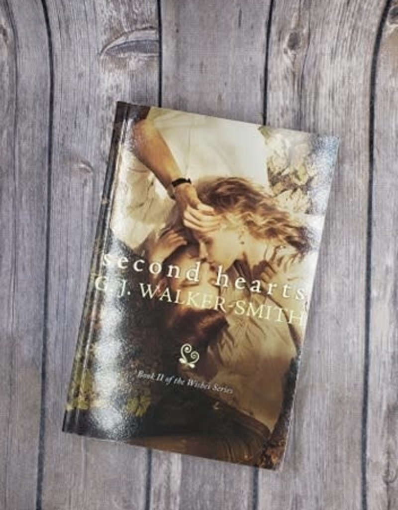 Second Hearts, #2 by GJ Walker-Smith