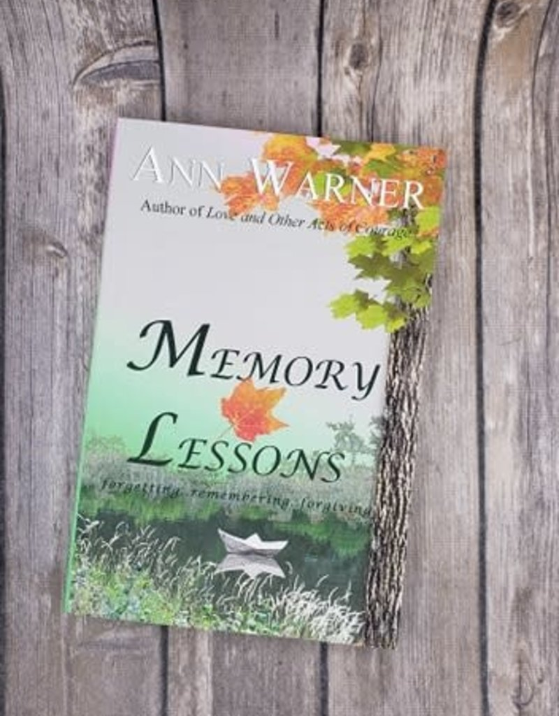 Memory Lessons by Ann Warner