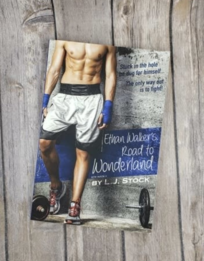 Ethan Walker's Road to Wonderland, #3 by LJ Stock
