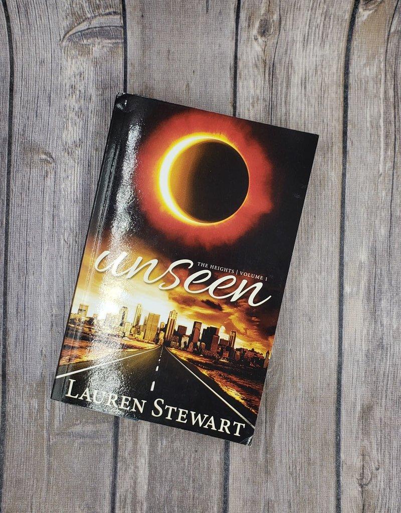 Unseen, #1 by Lauren Stewart