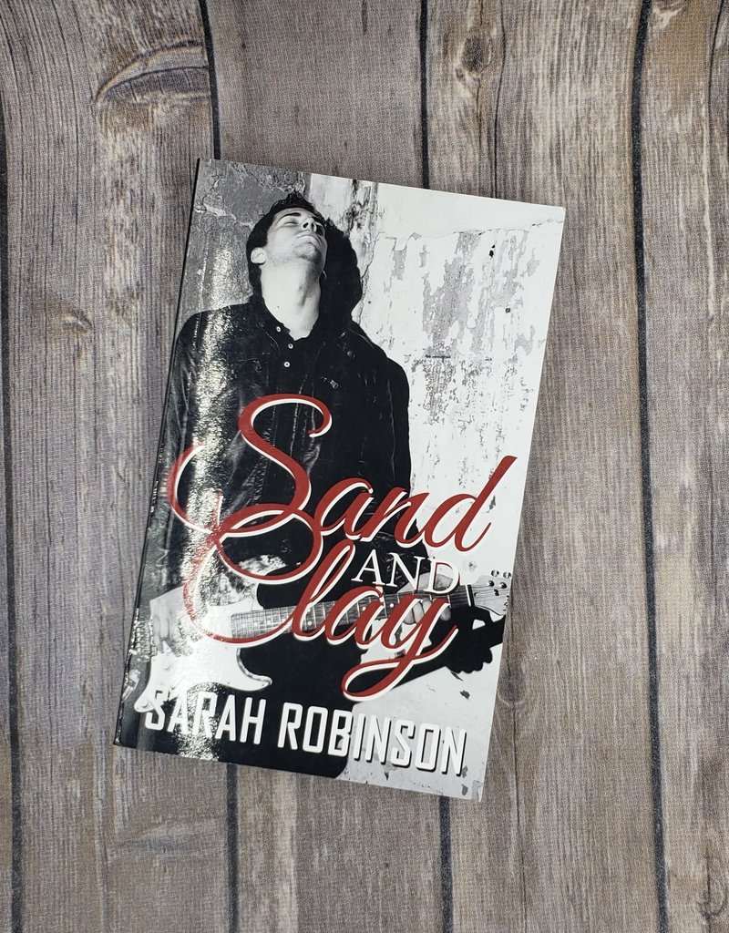 Sand and Clay, #1 by Sarah Robinson