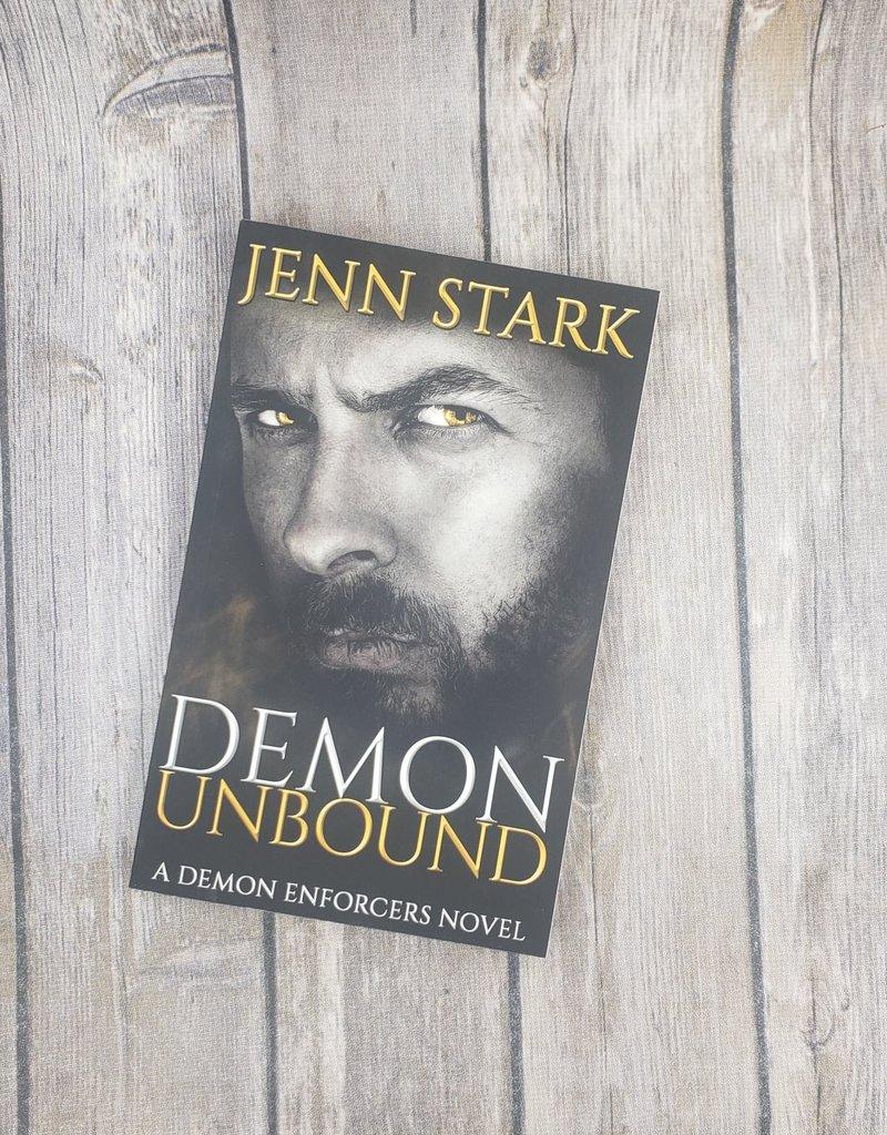 Demon Unbound, #1 by Jenn Stark