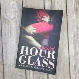 Hour Glass Cubed, #2 by KS Smith & Megan Smith