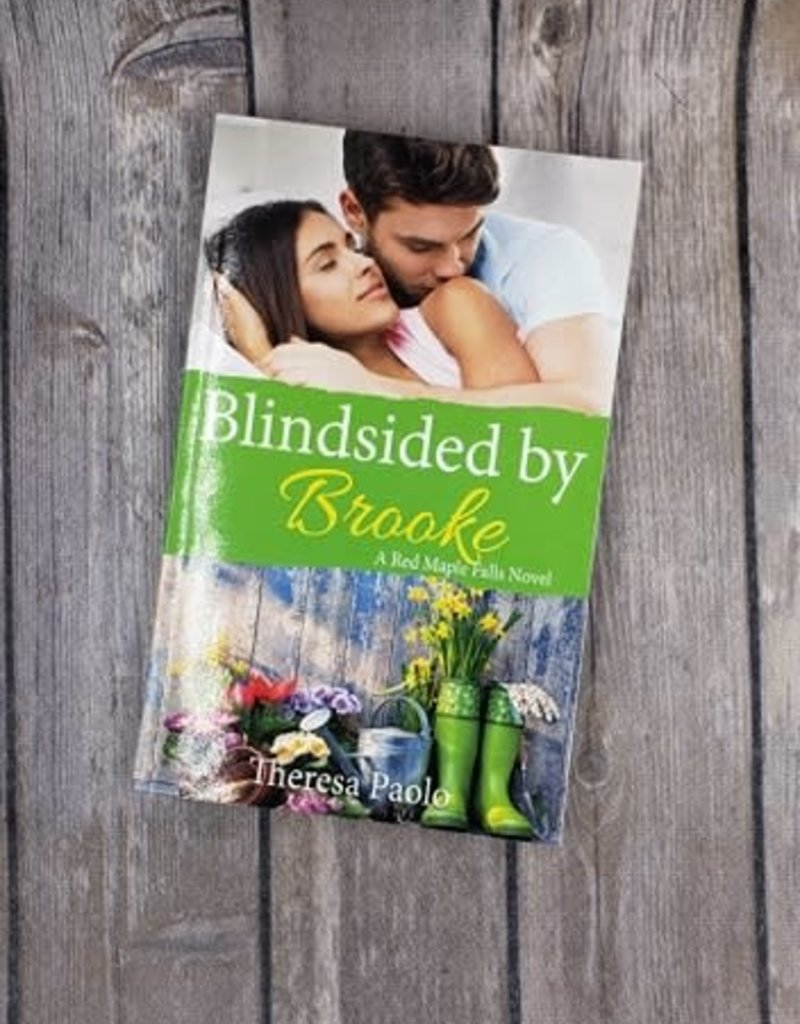 Blindsided By Brooke, #8 Theresa Paolo