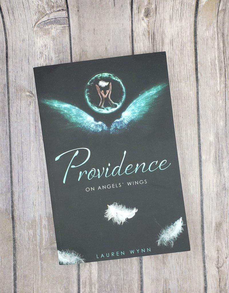 Providence on Angels' Wings by Lauren Wynn