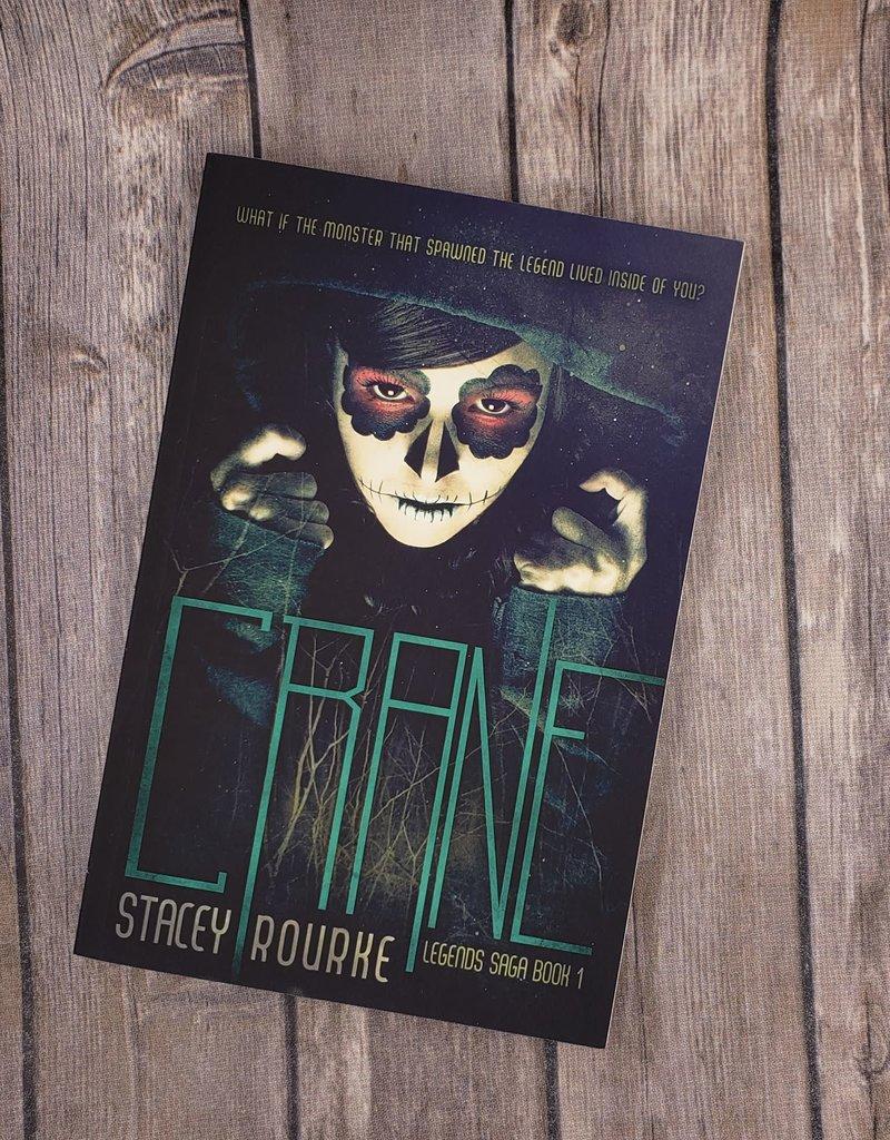 Crane, #1 by Stacey Rourke