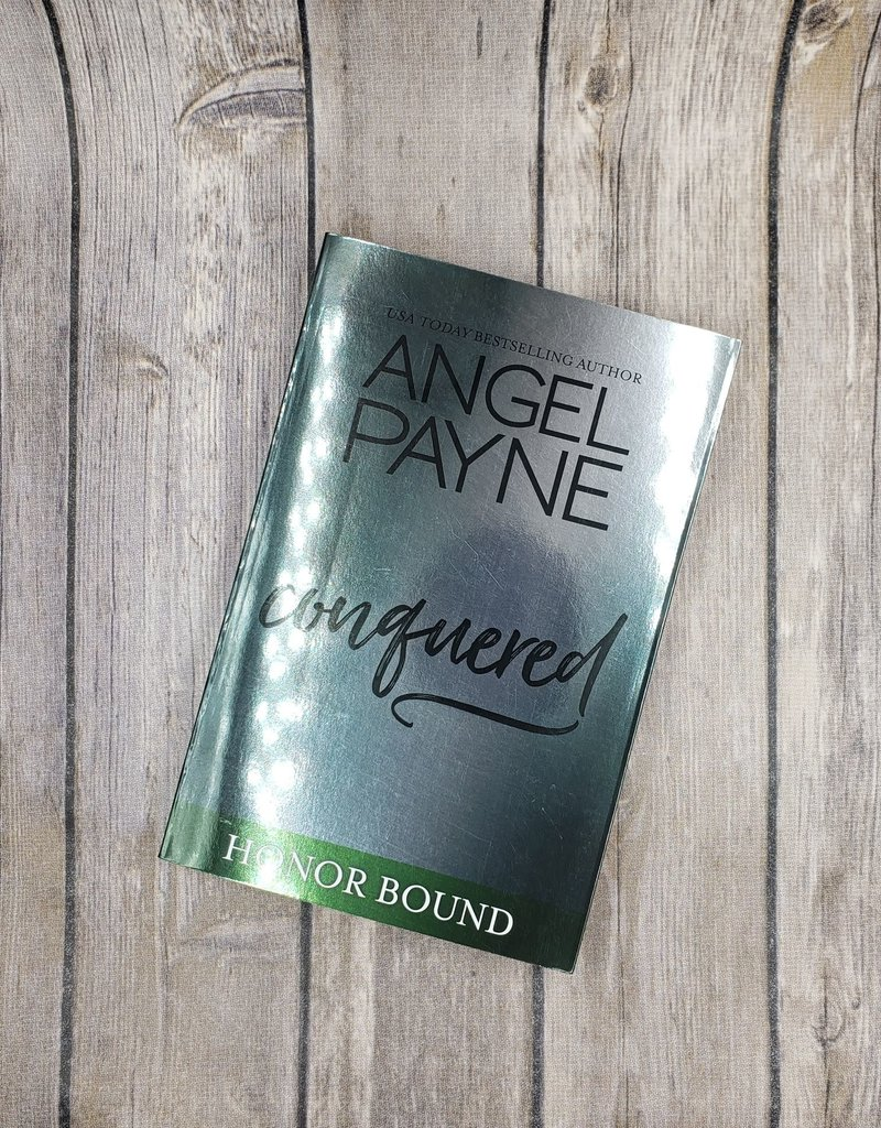 Conquered, #9 by Angel Payne (Bookplate)