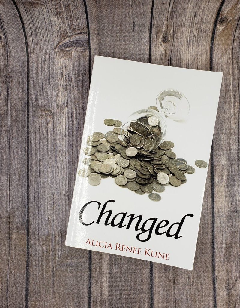 Changed, #4 by Alicia Renee Kline