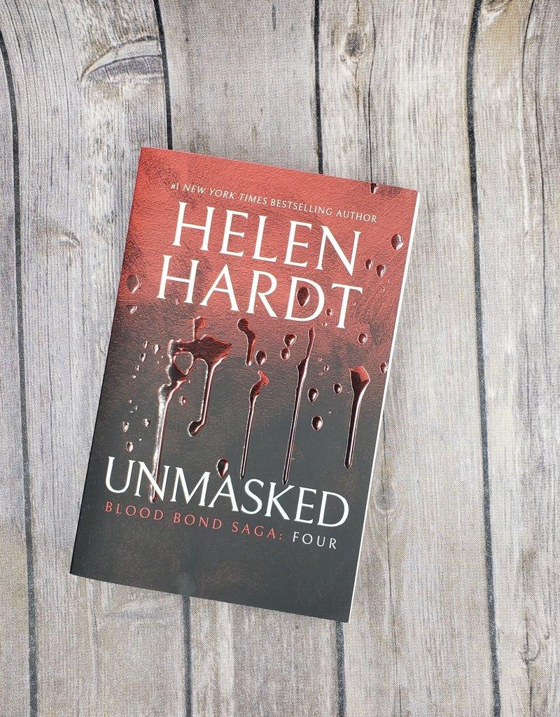 Unmasked, #4 by Helen Hardt - Bookplate