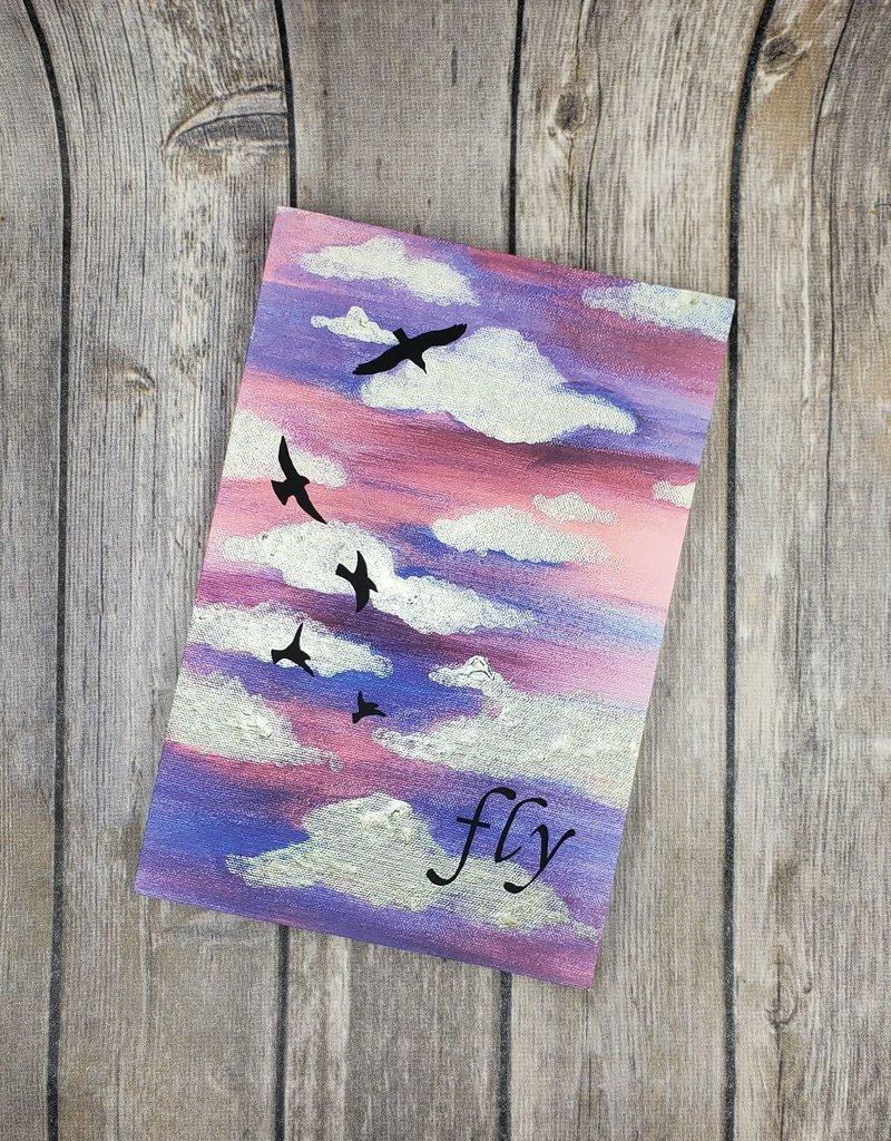 Fly by Erica Monzingo