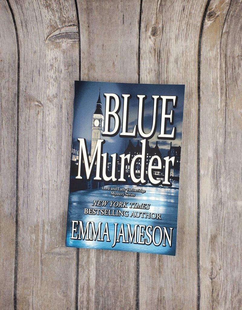 Blue Murder, #2 by Emma Jameson