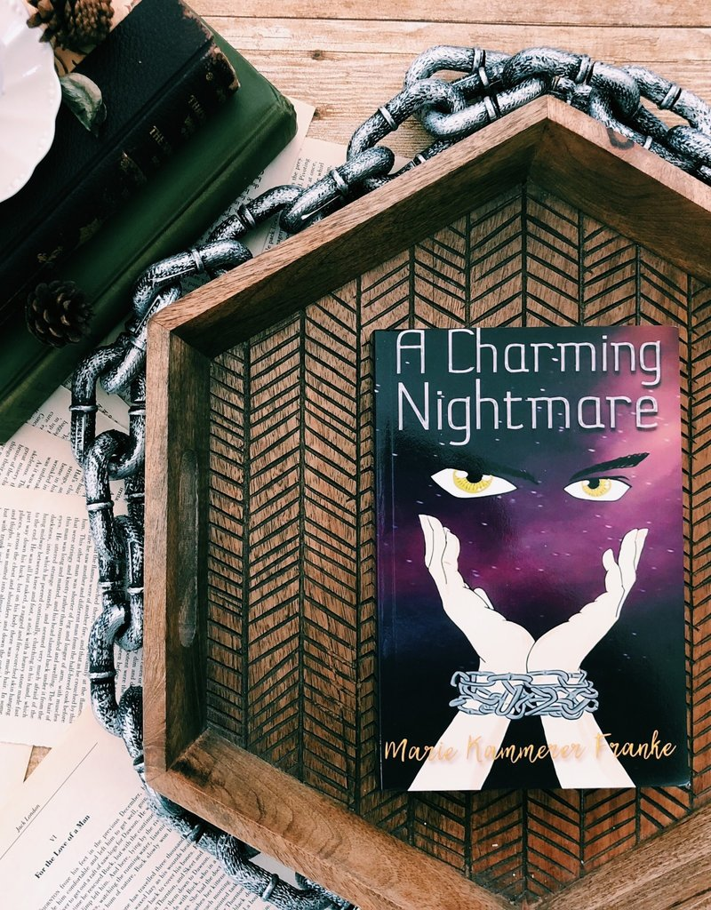 A Charming Nightmare, #1 by MK Franke - Scratch & Dent