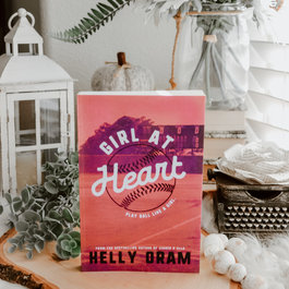 Girl at Heart by Kelly Oram (Exclusive Cover)