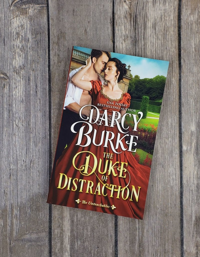 The Duke of Distraction, #12 by Darcy Burke (Mass Market)