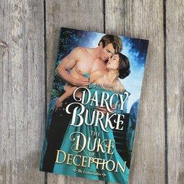 The Duke of Deception, #3 by Darcy Burke (Mass Market)