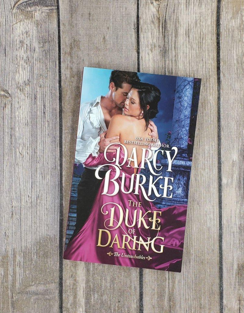 The Duke of Daring, #2 by Darcy Burke (Mass Market)