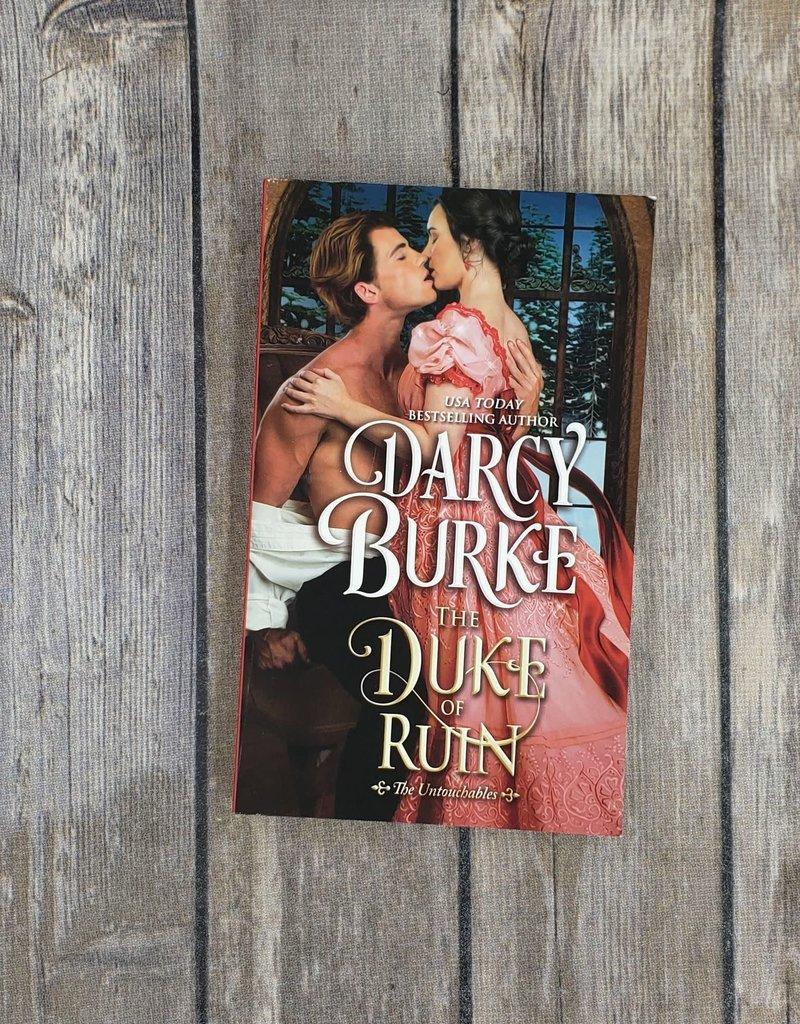 The Duke of Ruin, #8 by Darcy Burke (Mass Market)