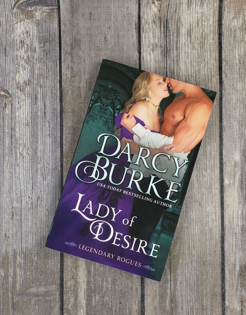 Lady of Desire, #1 by Darcy Burke (Mass Market)