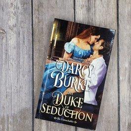 The Duke of Seduction, #10 by Darcy Burke (Mass Market)