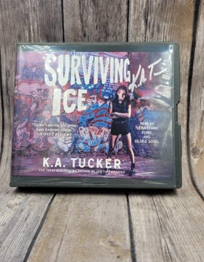 Surviving Ice, #4 by KA Tucker - Audio Book