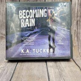Becoming Rain, #2 by KA Tucker - Audio Book